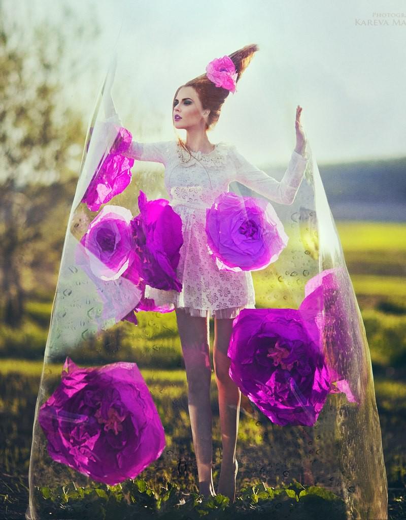 В студии красоты Окситания состоится выставка-продажа фоторабот Маргариты Каревой